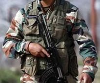 BSF trooper stabs colleague, escapes with weapon