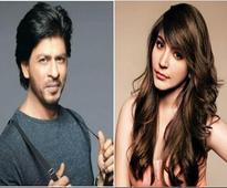Anushka Sharma: It's always amazing to work with Shah Rukh Khan