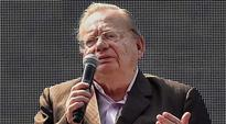 Ruskin Bond gets his story ideas lying on bed