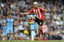 Sunderland's Borini out for three months