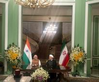 PM Modi's Iran visit focuses on trade, cultural ties, terrorism
