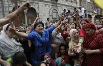 Image of Asia: Protesting killings of civilians in Kashmir
