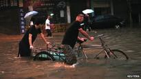 Deadly floods sweep southern China