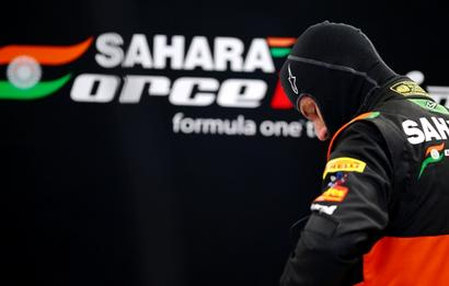 Sahara seeks Supreme Court's nod to sell Force India shares