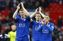 In pics: Leicester forced to wait for title, Saints beat City