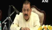 If situation had not worsen, Kashmir would've equalled Delhi: Jitendra Singh