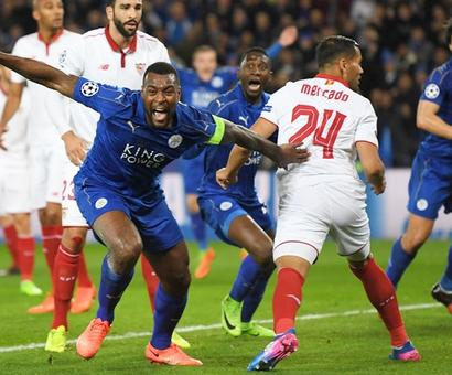 Champions League: Revitalised Leicester stun Sevilla; Juve through