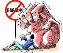 'No ragging in the name of civil interaction can justify a senior spitting on our faces at SRFTI'