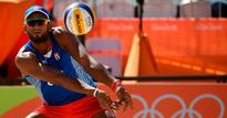Cuban Beach V-ball Duos to Play in Trinidad and Tobago