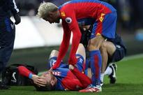Connor Wickham's season could be over for Crystal Palace after knee injury