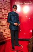 Check out: Statue of Amitabh Bachchan in Madame Tussauds India