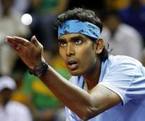 Achanta Sharath Kamal given top slot for first time in two years