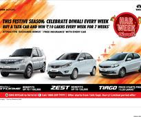 Tata Brings in Har Din Diwali Offer; up to Rs 1 lakh cash benefit on Safari Storme