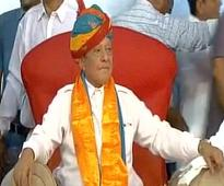 Vaghela says he has been expelled from Congress