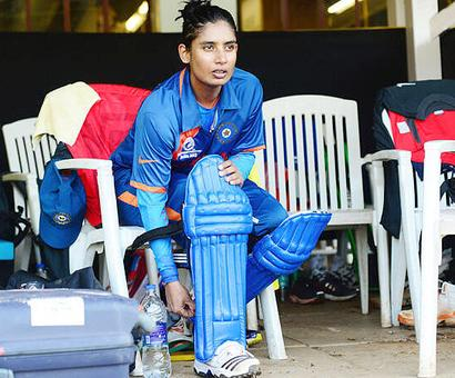 Mithali to lead India in ICC Women's WC qualifiers