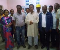 Odisha Steel and Mines Minister appreciates Training Programme for Construction Workers by OPJCC