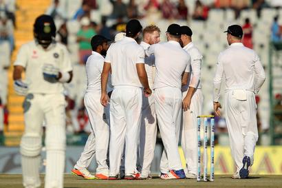 Inexperience taking its toll on England