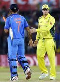 Kohli equals Dhoni's record run of nine ODI wins on the trot