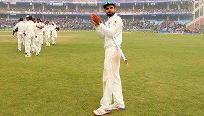 'The recent India-South Africa series was not a good advertisement for Test cricket'