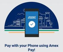 American Express launches Amex Pay mobile payment solution in India