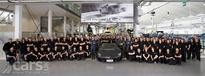 Lamborghini Aventador sells 2000 in just 2 years