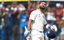 What happens when Virat Kohli walks out to bat in an Indian stadium?