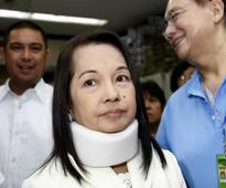 Gloria Macapagal Arroyo Arrived In Germany For Treatment