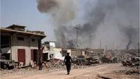 Iraq presses Mosul assault, UN warns of danger to civilians