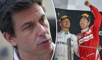 Toto Wolff drops hint Mercedes could sign Sebastian Vettel to partner Lewis Hamilton