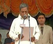 Siddaramaiah takes oath of office as 22nd chief minister of Karnataka