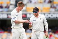 Cricket-NZ's Neesham out of first India test with rib injury