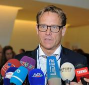 Jonas Eriksson: Baku Congress important for present and future of media