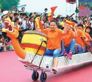 Dragon Boat Festival flourishes
