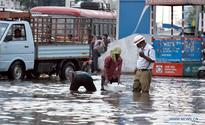 Heavy rainfall sweeps Hyderabad, India