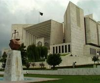 Pemra taking no action against TV channels: SC