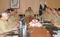 Gen Kayani for setting up regional military counter-improvised explosive