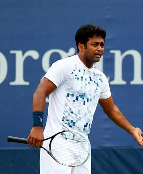 Paes-Sa oust top seeds; Sania-Strycova in quarters