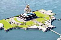 'Shivaji memorial nothing more than a political stunt'