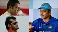 India coaching job: Kumble, Shastri, Patil set to be interviewed today at Kolkata