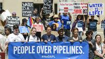 More Than 80 People Arrested for Protesting Dakota Access Pipeline