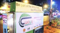 Wind purification units installed at traffic junctions across Mumbai