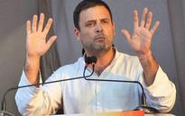 Rahul reacts to data theft accusation: BJP inventing story