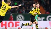 Bundesliga: Dortmund top Bremen, Hoffenheim s...