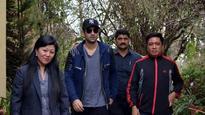 Ranbir Kapoor, Anurag Basu shoot for Jagga Jasoos in Darjeeling