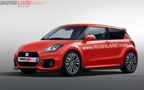 2018 Maruti Swift Sport 140 PS being considered for India