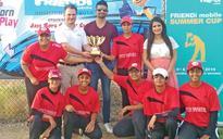Local Cricket: Sialkot Stallions, Pitch Smashers emerge champions