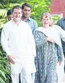 Cong mocks BJP claim to Bhagat