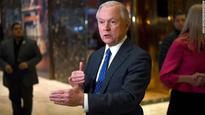 How Sessions could change Justice Dept.