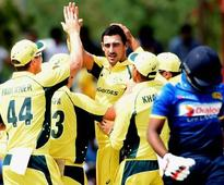Australia thrash Sri Lanka by six wickets to clinch ODI series