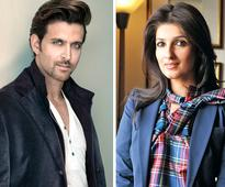 Friendly neighbours Hrithik Roshan and Twinkle Khanna have a funny banter on twitter